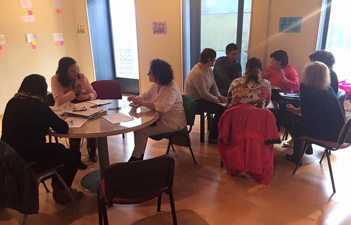Organizando el reto grupal