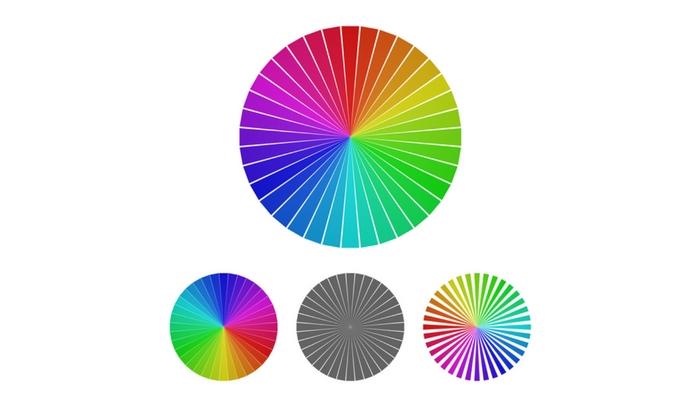Consejos básicos para un diseño gráfico innovador: el color es primordial