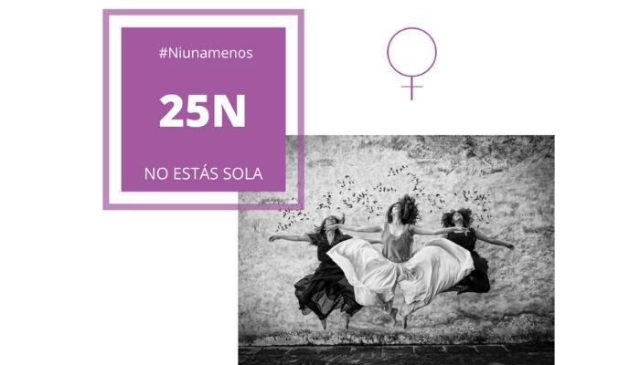 25N Día Mundial de la Eliminación de la Violencia contra la Mujer